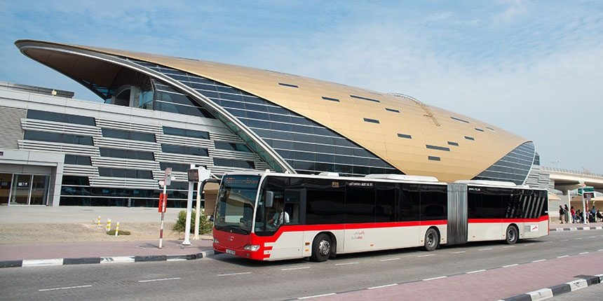 Dubai International Airport Shuttle services
