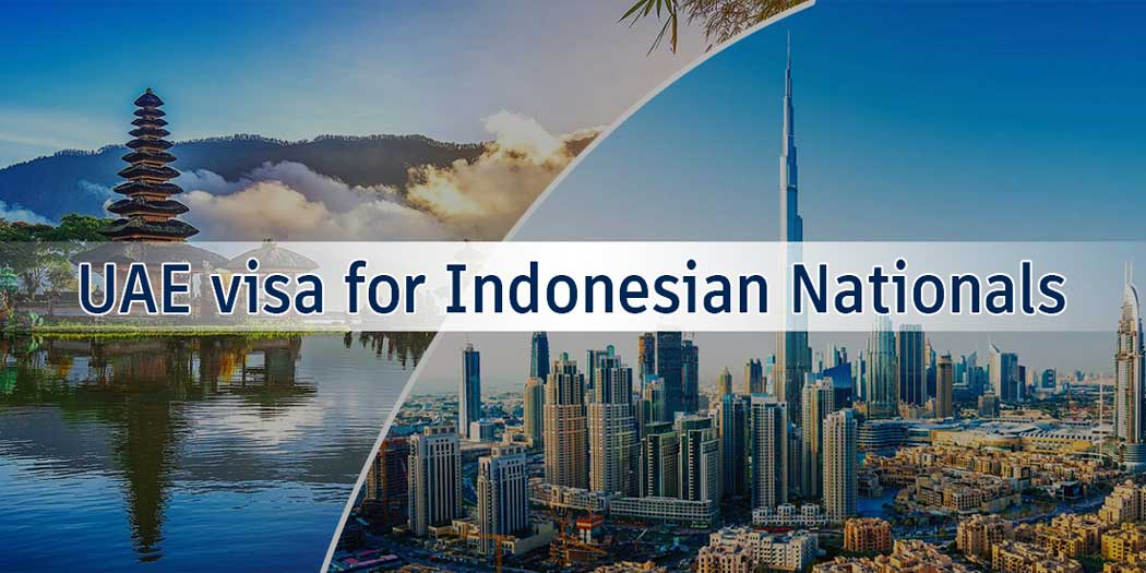 uae visa for indonesian nationals